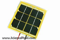 Solarzelle / solar cell